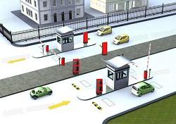 停车场的设计以及安装方式注意事项